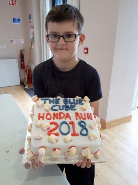 Honda Run 1