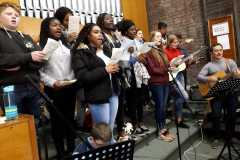 Youth Ministry Choir