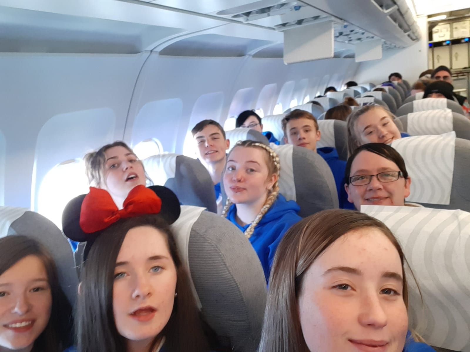 And there off! CDYS Finland 2019
