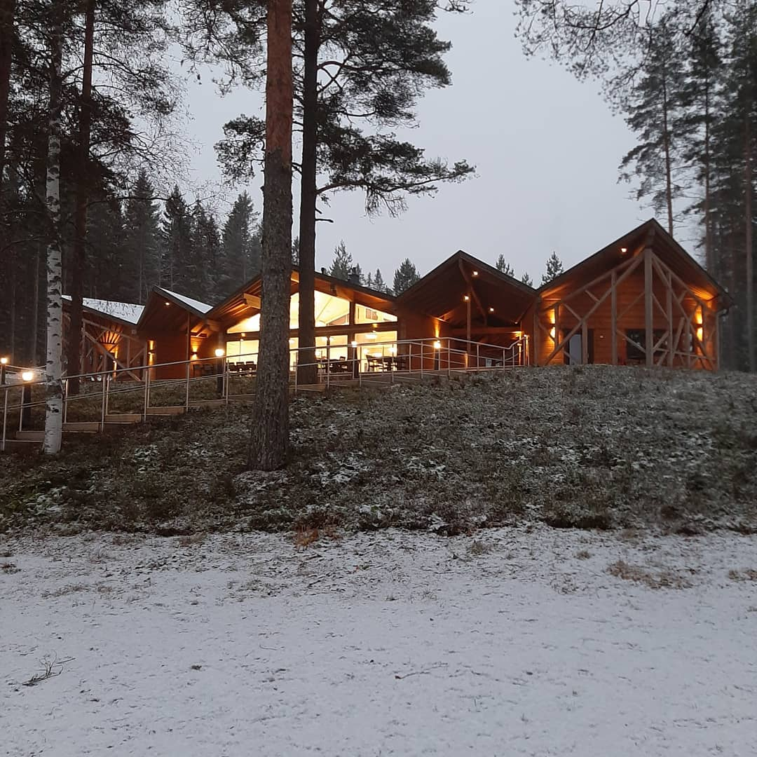 Marttinen Youth Centre, Finland 2019