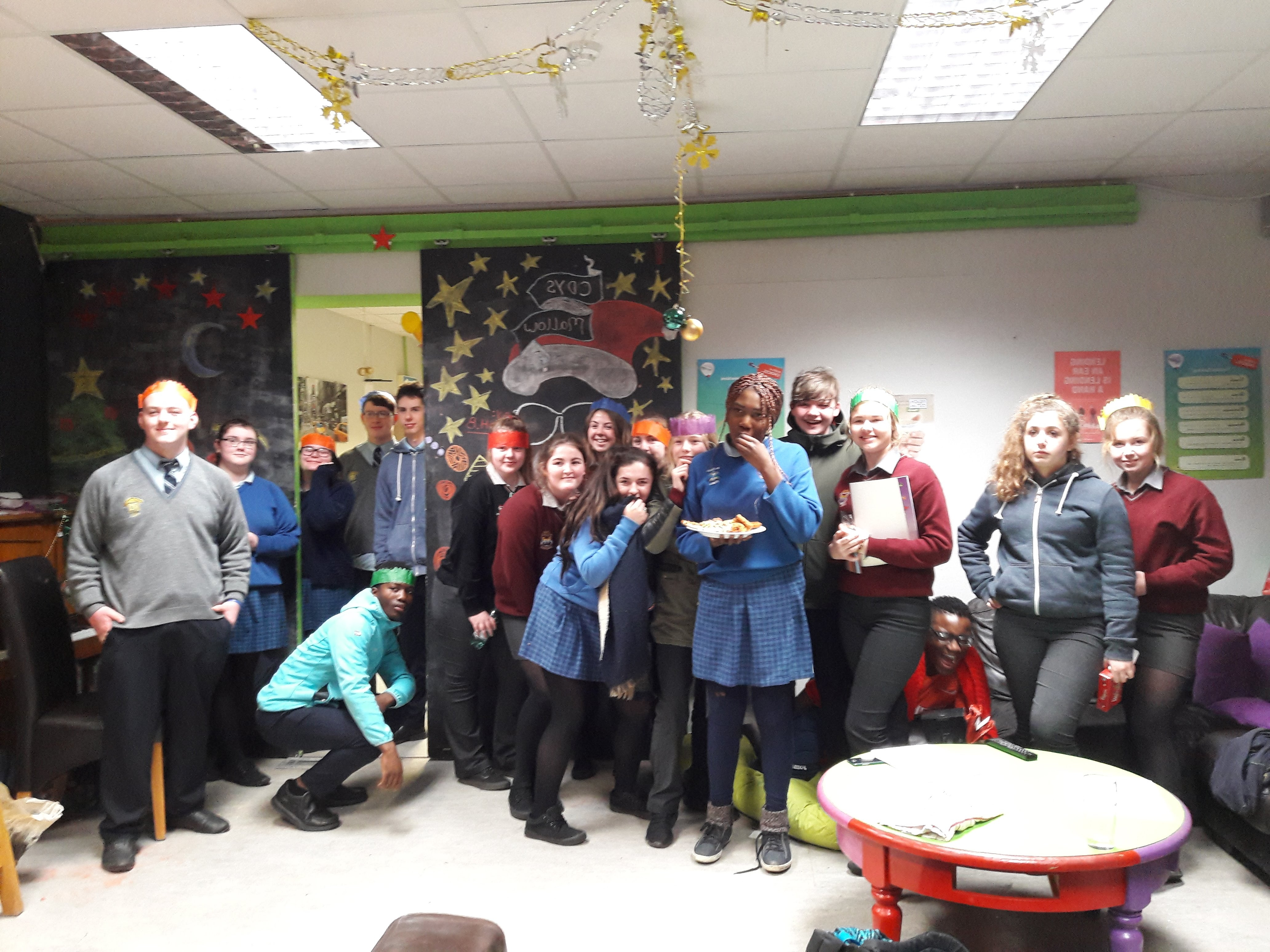 Mallow SPY Youth Concil Group 2017