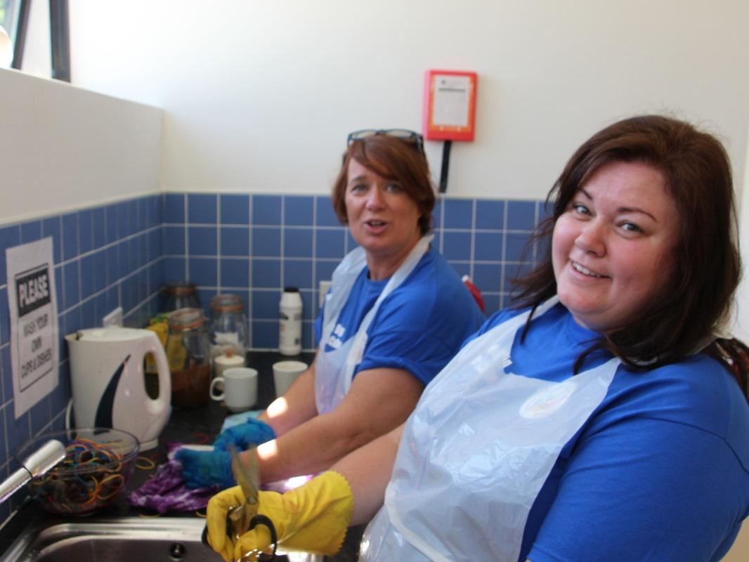 CDYS Volunteers & Staff