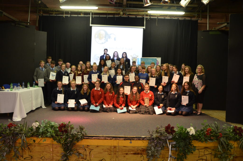 Pope John Paul II Awards 2018