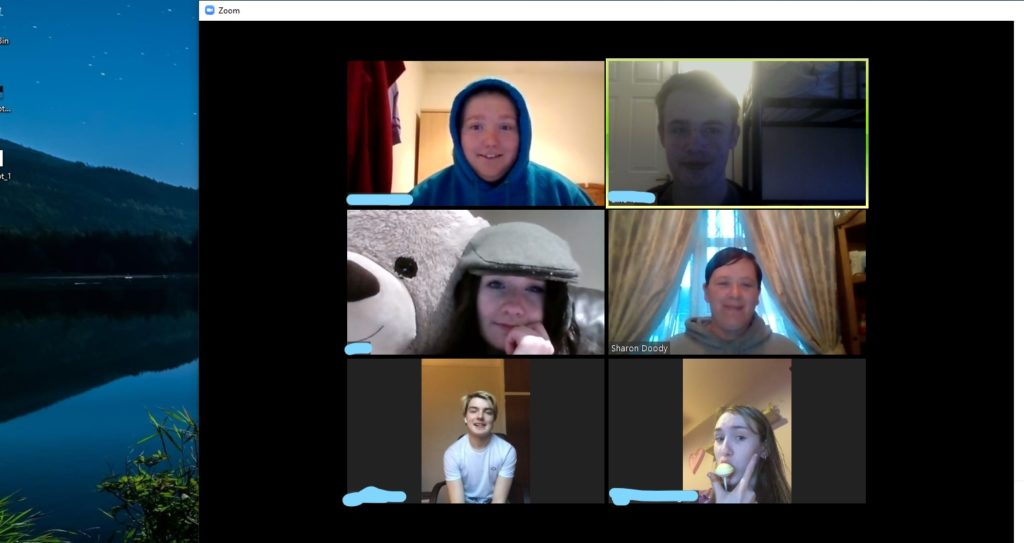 Working Remotely with Young People