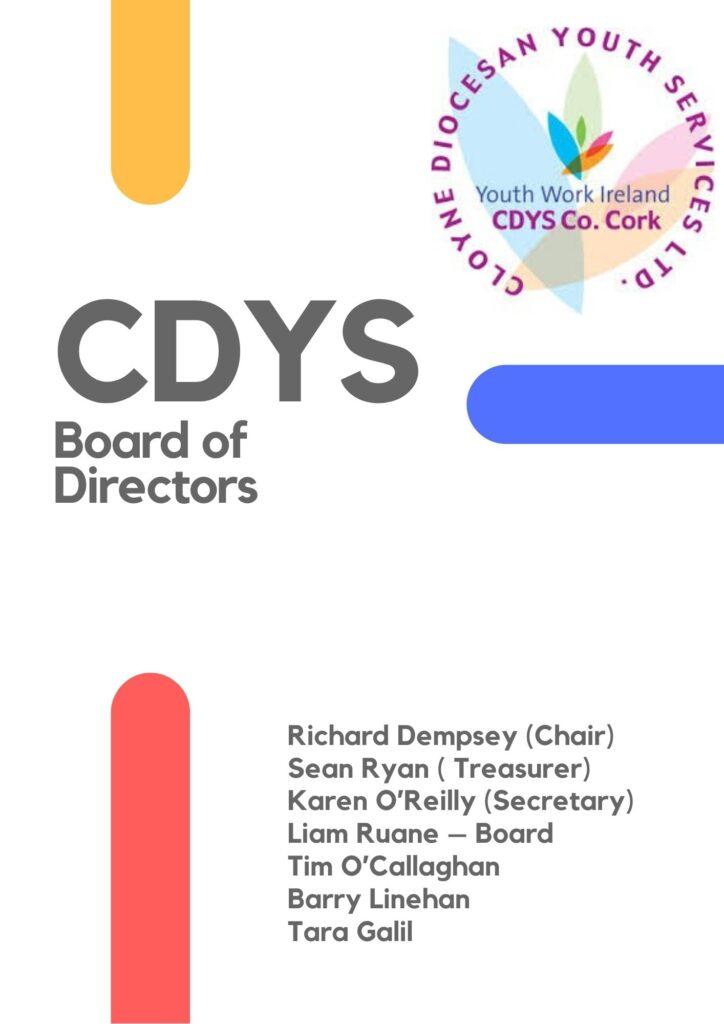 CDYS Board of Directors