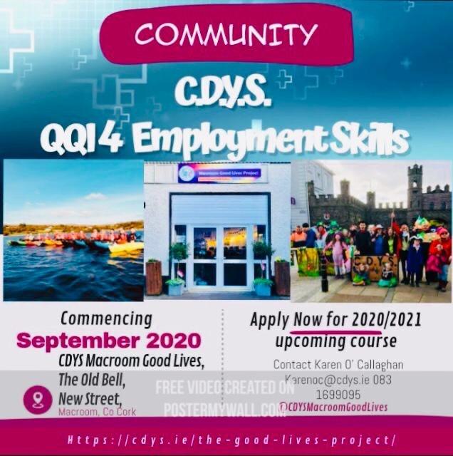 QQI4 Employment Skills 2020/2021